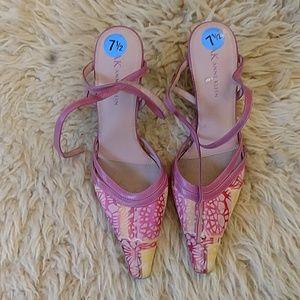 Anne Klein heeled shoes